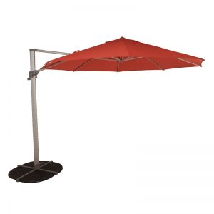 Shelta - Loral 350cm Octagonal Cantilever Umbrella