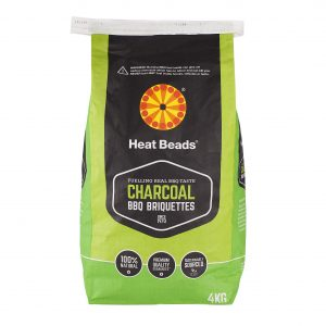 Heat Beads® Natural Charcoal BBQ Briquettes 4kg
