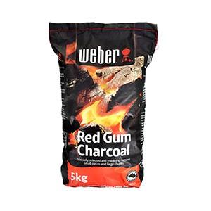 Weber Australian Red Gum Charcoal 5KG