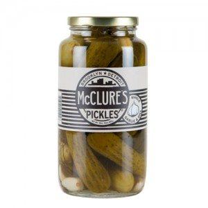 McClure's Garlic & Dill Whole Pickles