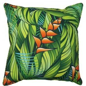 Wam – Designer - Lush Leaves - Outdoor Cushions 50x50cm