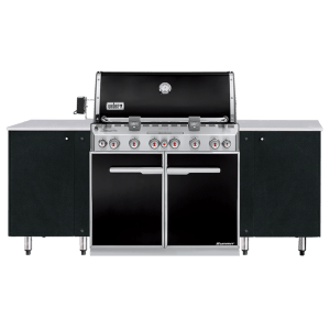 Byron SustainaPod® Outdoor Kitchen for Weber Q3600 & Summit E460 - E660 Series