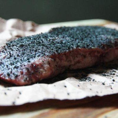 Hardcore Carnivore - BBQ Rub - Black