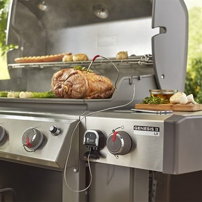 Weber® iGrill 3 Bluetooth Thermometer