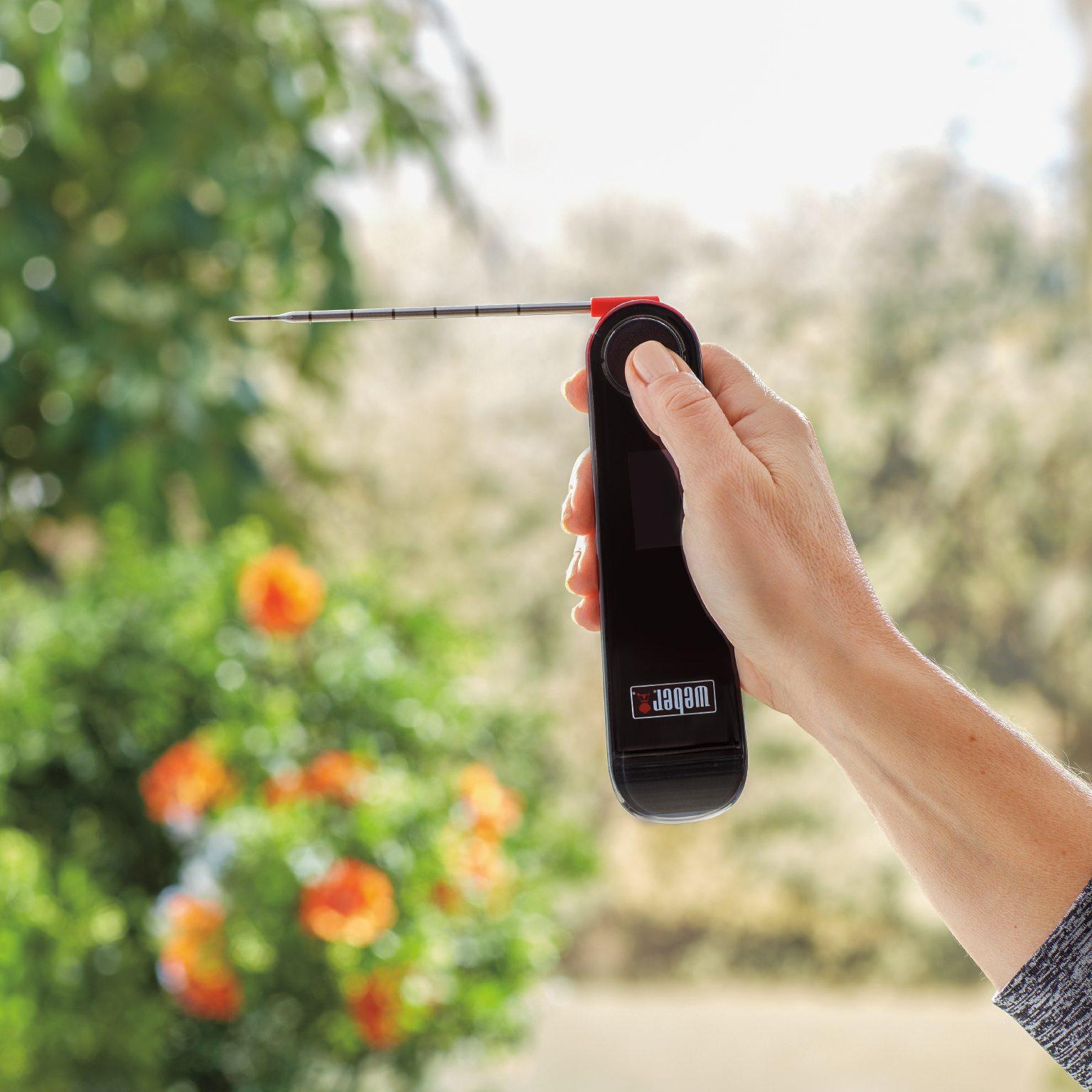 Weber® SnapCheck Premium Grilling Thermometer
