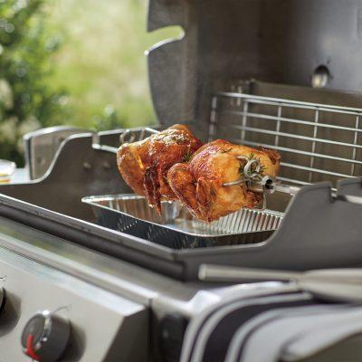 Weber® Genesis® II 300 Series Rotisserie