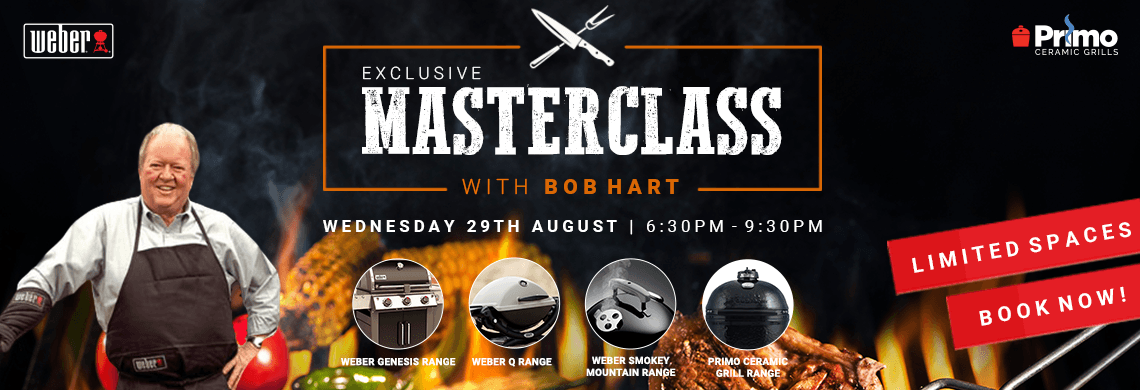 Cooking Master Class with Bob Hart