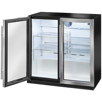 Artusi AOF2S outdoor fridge