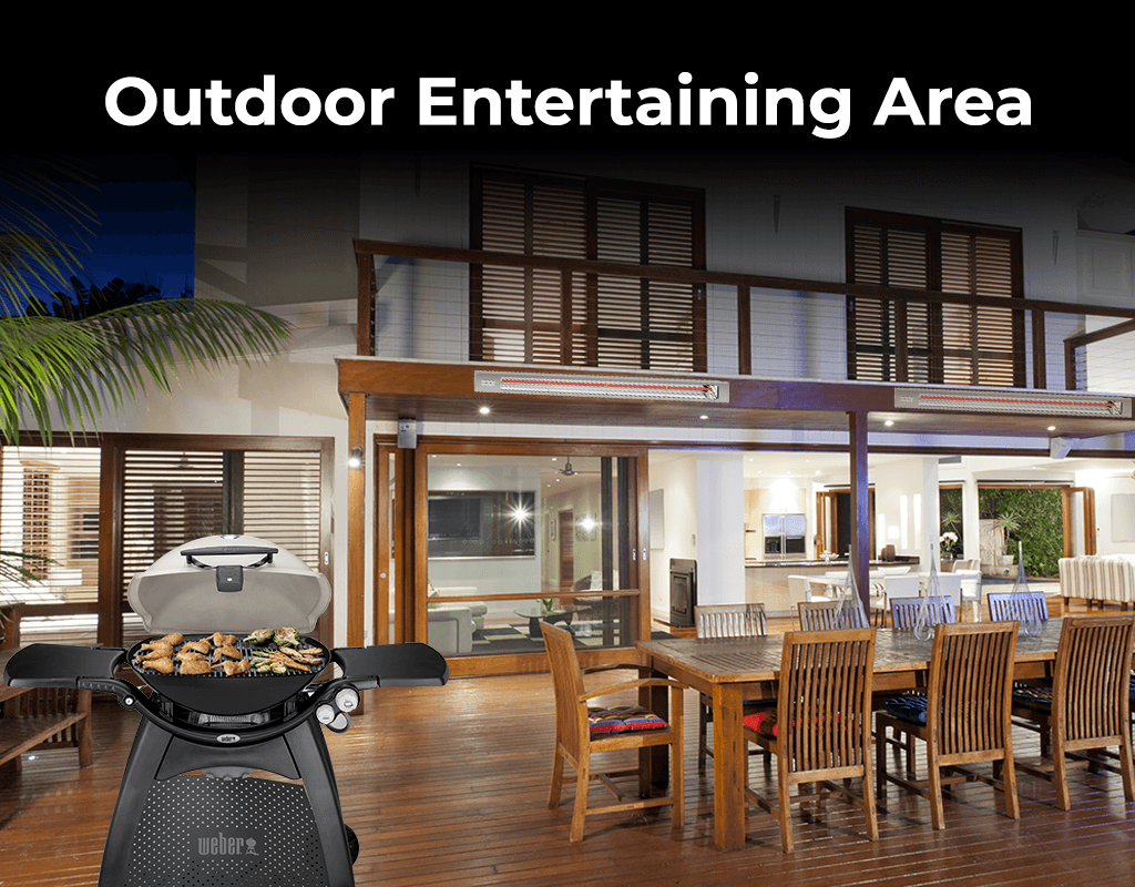 Building the Ultimate Outdoor Entertaining Area