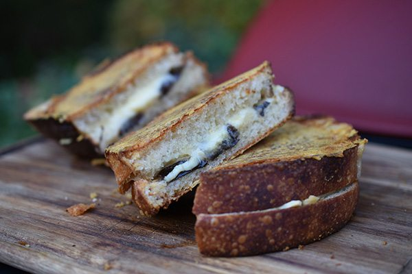 The Ultimate Truffle Cheese Toastie