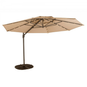 Shelta Windemere 3.3M Octagonal Cantilever Umbrella