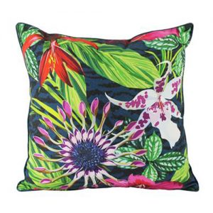 Wam – Designer – Tropic Flowers – Outdoor Cushions – 50x50cm