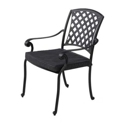 Cast Aluminium Chairs – Eden
