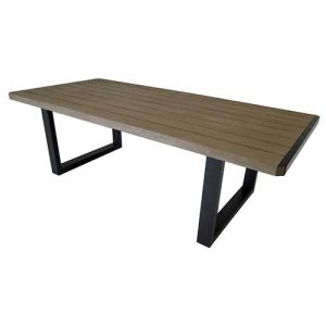 Shelta - Kobe (Big Boy) 280 x 110cm Rectangular Dining Table