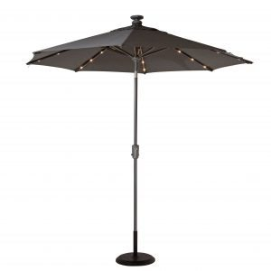 Shelta Lumina LED 2.7m Octagonal Umbrella