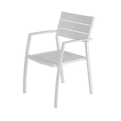 Premium Aluminium Chairs – ORBOST Dining Chair