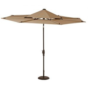 Shelta Lotus 3m Octagonal Umbrella