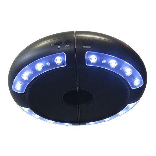shelta luna led speaker light