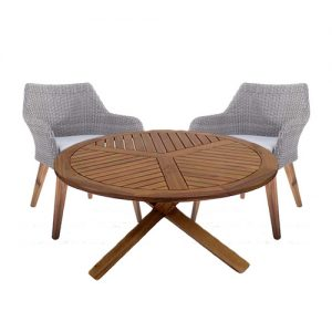Shelta – Oman / Rino 5 Piece Dining Setting