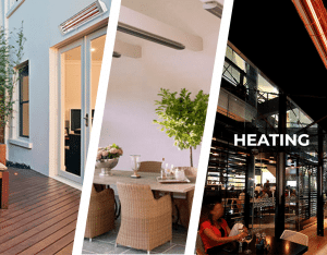 3 Awesome Outdoor Heating Options for Home