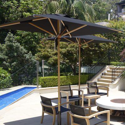 Made in the shade Size 7 – Square Umbrella