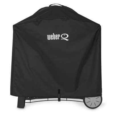 Weber® Family Q™/ Q™ With Patio Cart Premium Cover