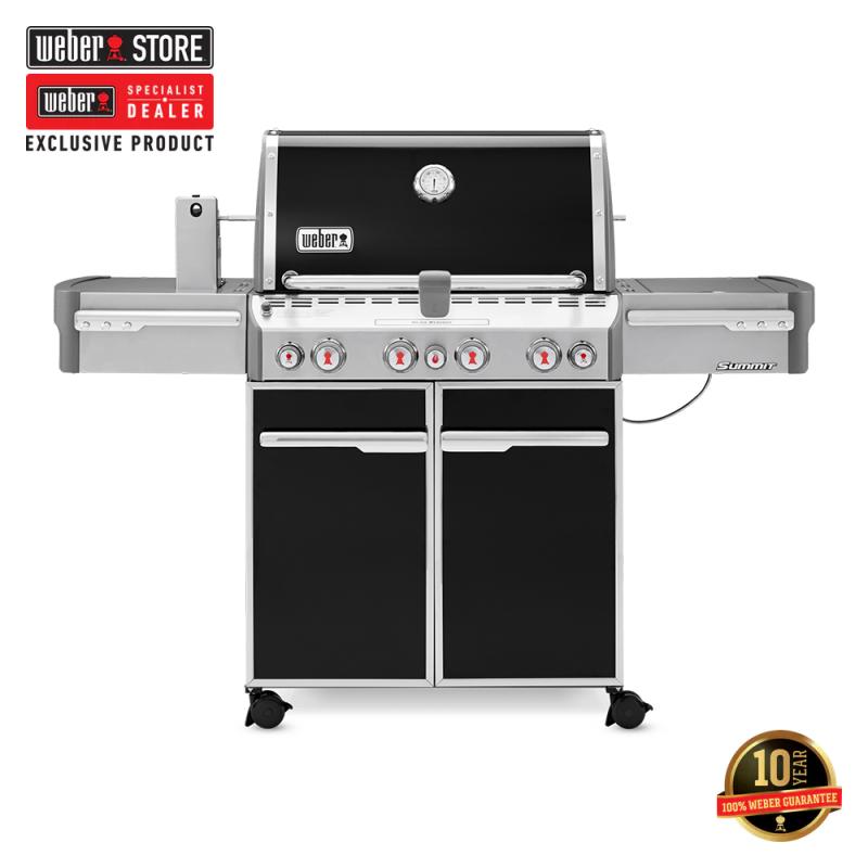 Summit® E-470 Gas Barbecue