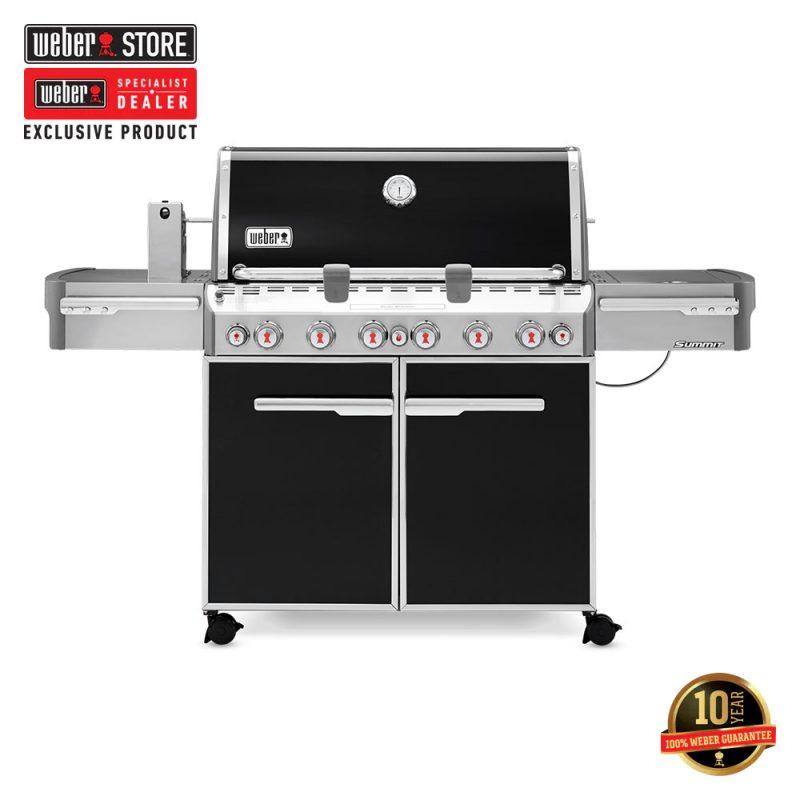 Summit® E-670 Gas Barbecue