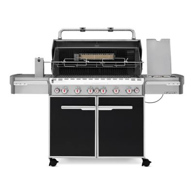 Summit® E-670 Gas Barbecue (Natural Gas)