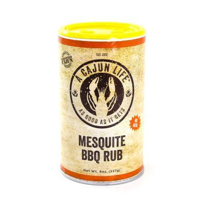 A Cajun Life™- Mesquite BBQ Rub 855740007013