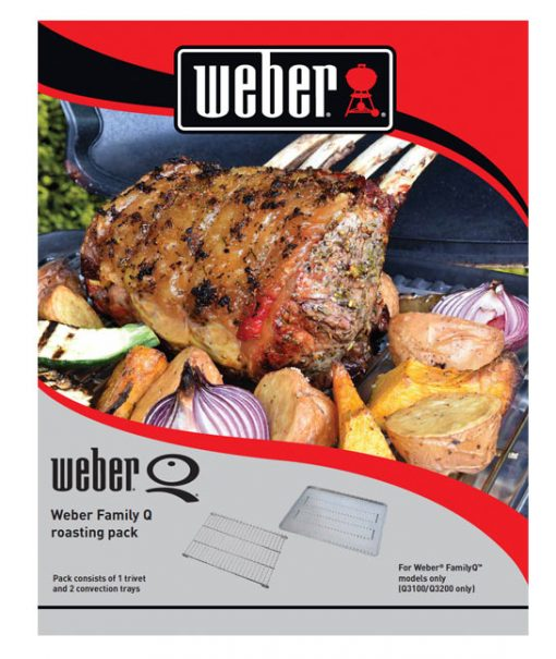 Weber® Family Q™ Roasting Pack