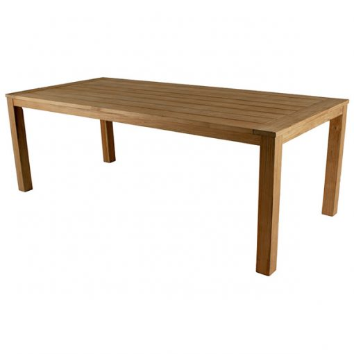 Shelta - Balu 220 x 100cm Rectangular Table