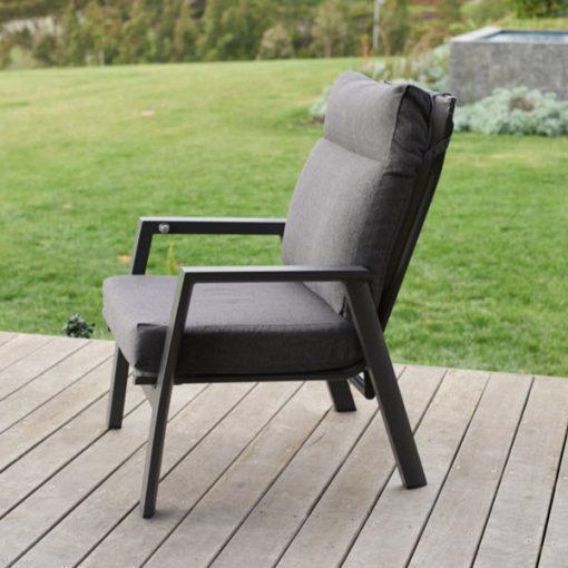 Melton Craft - Ballina 3pc Reclining Setting Chair