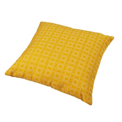 Parker Boyd – Bells Yellow Outdoor Cushion