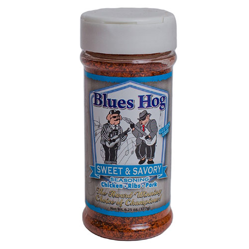 Blues Hog – Sweet & Savoury – BBQ Rub – 177G