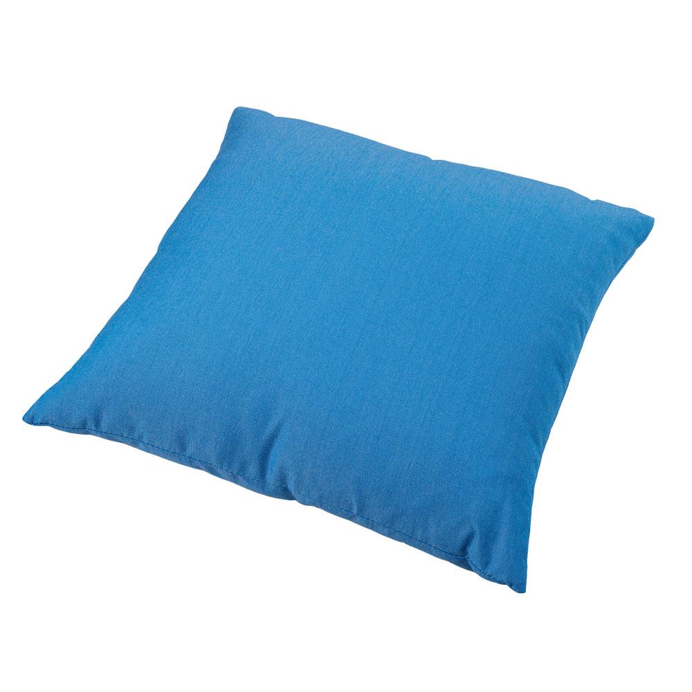 Parker Boyd – Canvas Blue Outdoor Cushions – 50x50cm