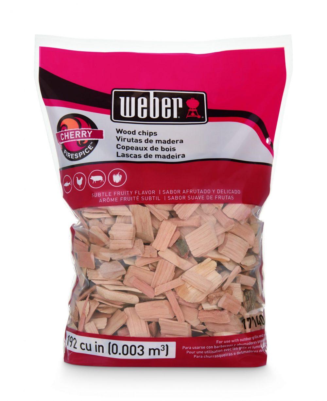 Weber® Firespice Smoking Wood Chips - Cherry - 900g