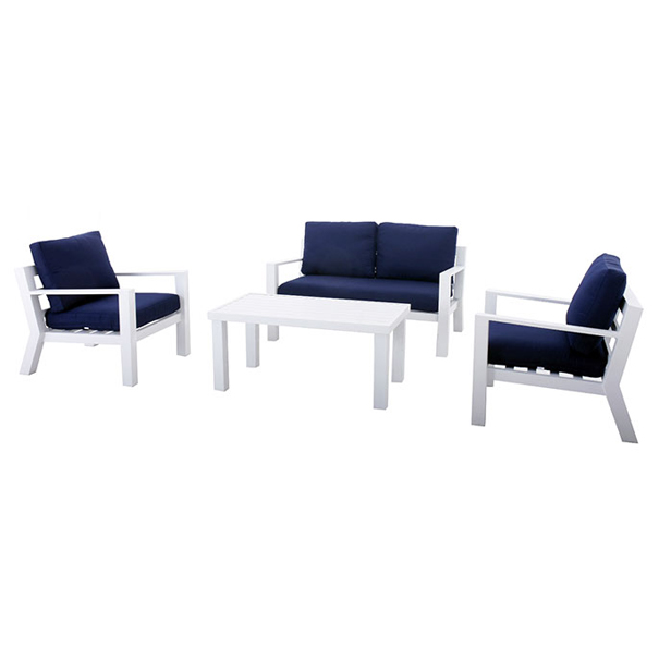 Shelta - Honolulu 4pc Casual Setting