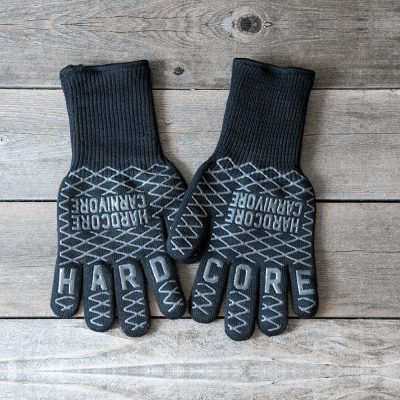 Hardcore Carnivore High Heat Gloves