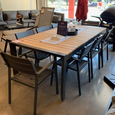 Shelta - Kingston & Orbost 7pc Dining Setting