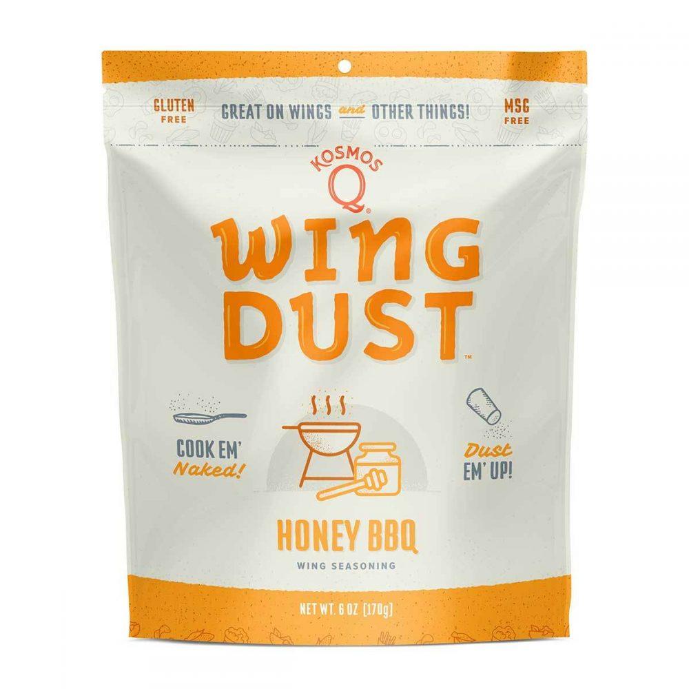 Kosmos Q - Honey BBQ - Wing Dust - 170G