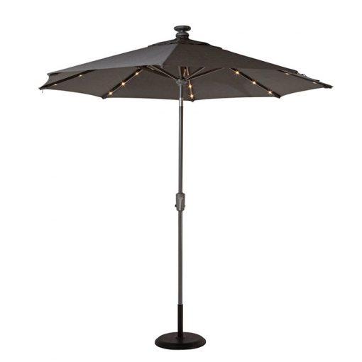 Shelta Lumina LED 2.7m Octagonal Umbrella