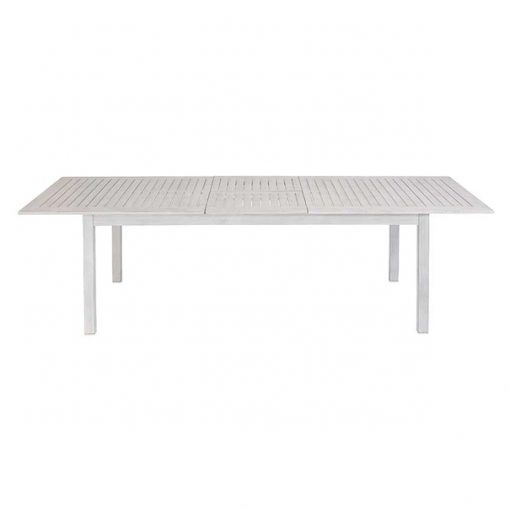 Shelta - Lawrence Aluminium Slat Extending Dining Tables