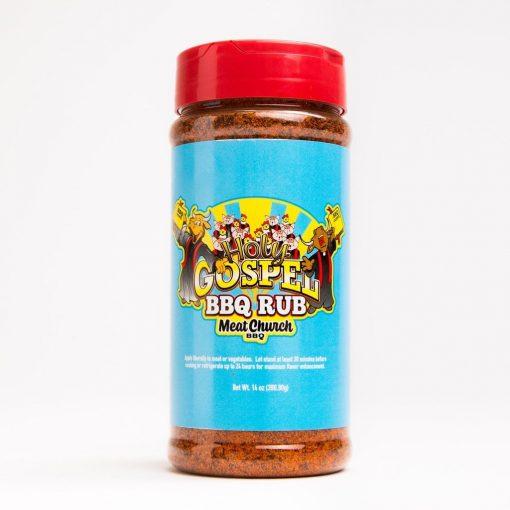 Meat Church - The Holy Gospel BBQ Rub