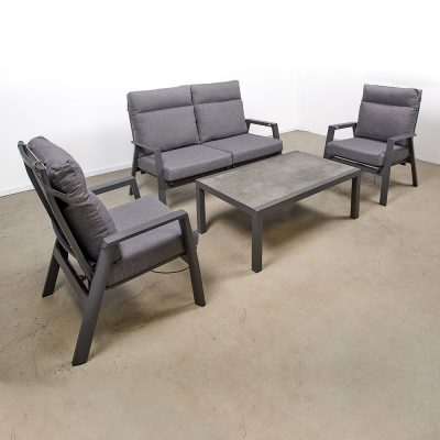 Melton Craft Ballina Deep Seat Reclining Setting