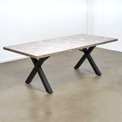 Melton Craft - Wye Ceramic Dining Table - 210 x 100cm