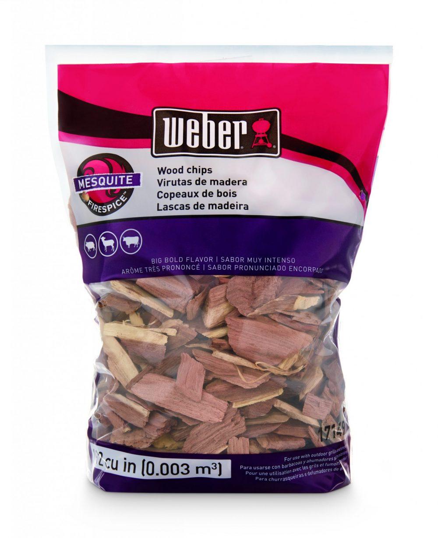 Weber® Firespice Smoking Wood Chips - Mesquite - 900g