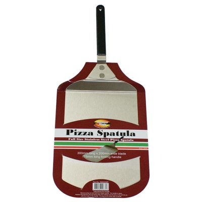 Outdoor Magic – Pizza Spatula – Large – Folding Handle