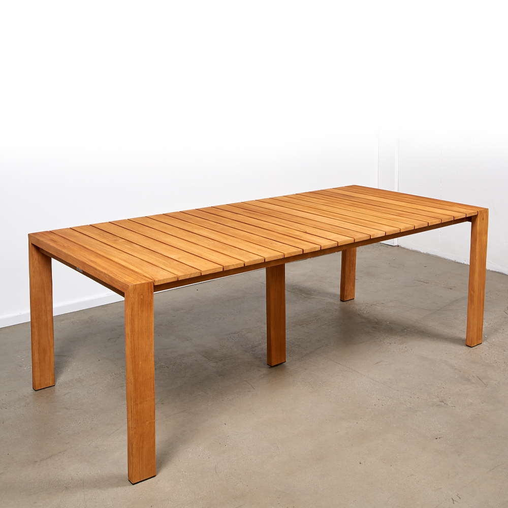 Parker Boyd - Jepara Dining Table - 220 x 100cm