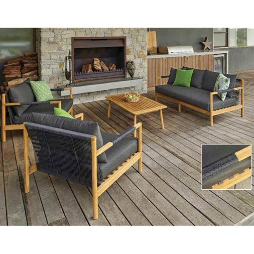 Parkery Boyd - St Germaine 4pc Deep Seat Setting